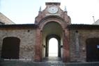 Visite de Recanati cour du palais Venieri