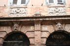 Visite de Recanati sculptures