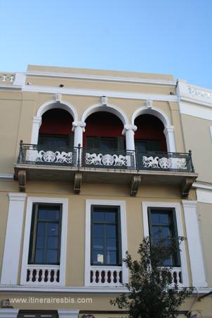 Photo fa ade de maison heraklion - Nettoyage des facades de maison ...